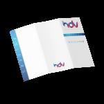 Wikkelvouw Folders
