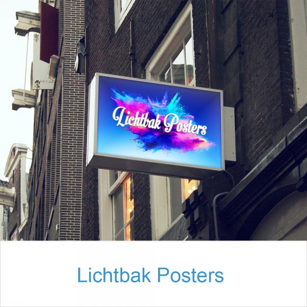lichtbak posters