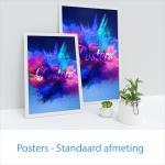 poster standaard